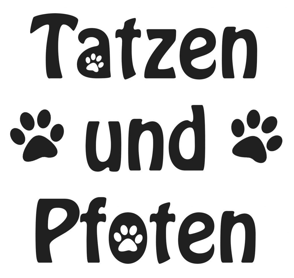 Logo Tatzen und Pfoten